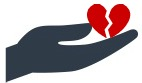 handholding broken heart