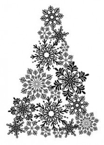 tree-made-of-snowflakes